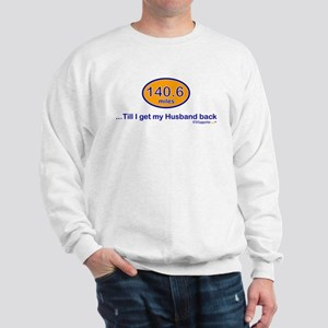 140.6 Husband Sweatshirt