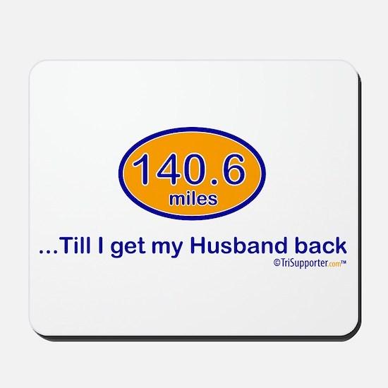 140.6 Husband Mousepad
