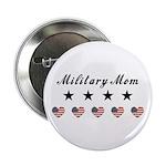 Proud Military Mom 2.25