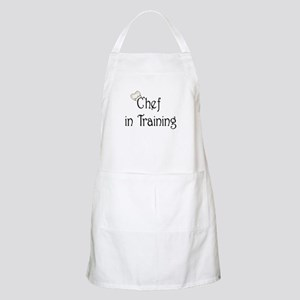 Chef in Training BBQ Apron
