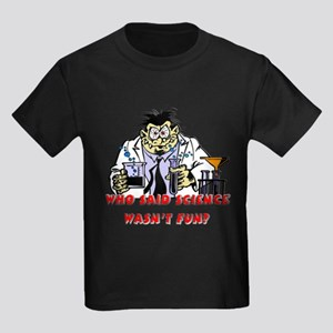 Fun Science Kids Dark T-Shirt