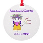 Wishables Gifts & Collectibles Round Ornament