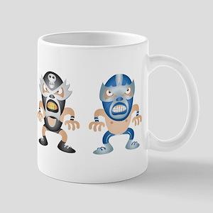 Mexican Wrestling! Mug
