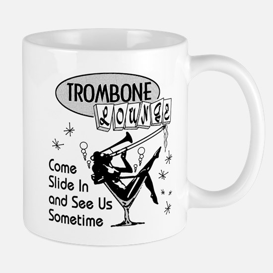Trombone Lounge Mug