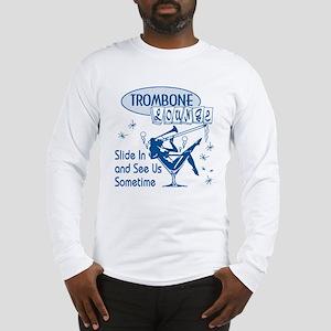Trombone Lounge Long Sleeve T-Shirt