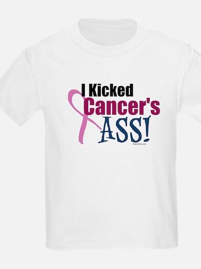 I Kicked Breast Cancer's ASS T-Shirt