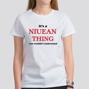 It's a Niuean thing, you wouldn't T-Shirt