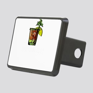 Bloody Mary Brunch Drink Rectangular Hitch Cover