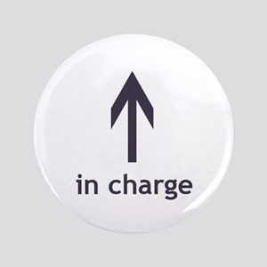 "in charge 3.5"" Button"