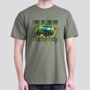 Tractor Tough 21st Dark T-Shirt