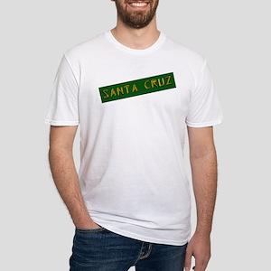 SANTA CRUZ - Highway 17 - Fitted T-Shirt