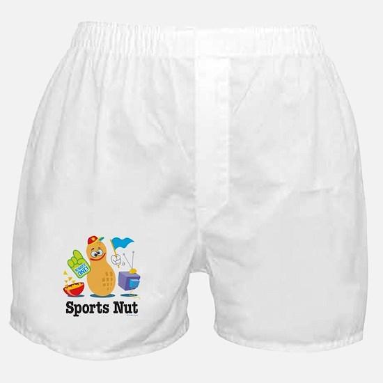 Sports Nut Boxer Shorts