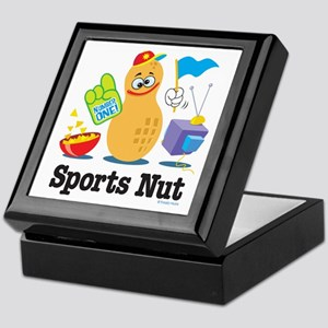 Sports Nut Keepsake Box