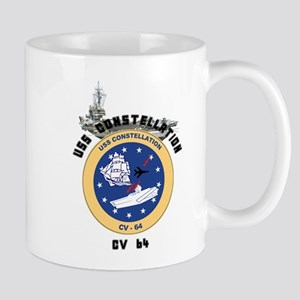 USS Constellation CV-64 Mug