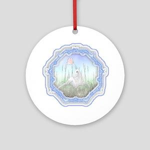 Sweet Babycorn Ornament (Round)