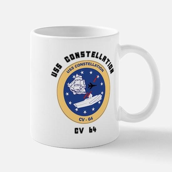 USS Constellation CV-64 Mug