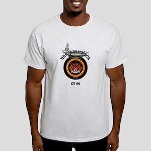 USS America CV-66 Light T-Shirt