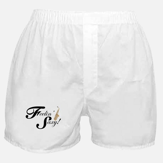Feelin' Saxy Boxer Shorts