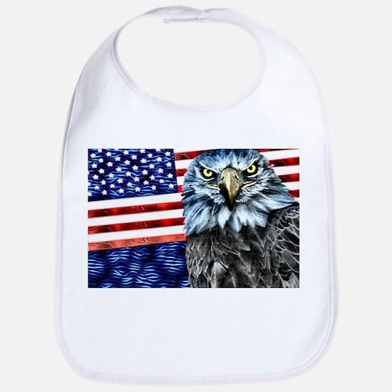 American Eagle USA- Bib