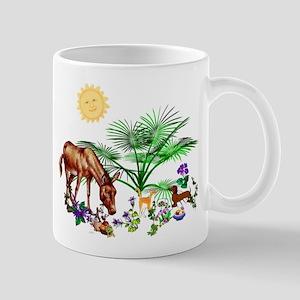 Animal Picnic Mug