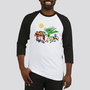 Animal Picnic Baseball Jersey