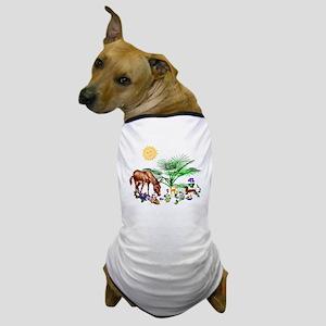 Animal Picnic Dog T-Shirt