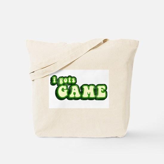 I Gots Game Tote Bag