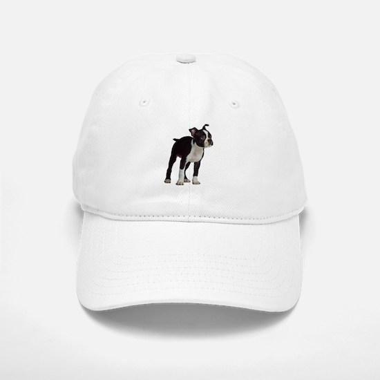 Boston Terrier Baseball Baseball Cap