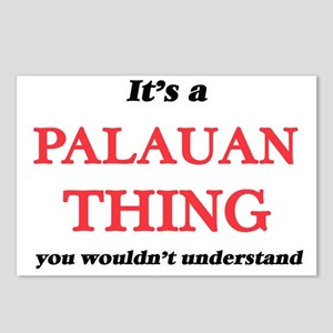It's a Palauan thing, Postcards (Package of 8)