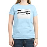 JETROSEXUAL Women's Pink T-Shirt