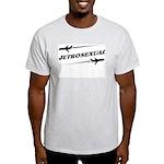 JETROSEXUAL Ash Grey T-Shirt