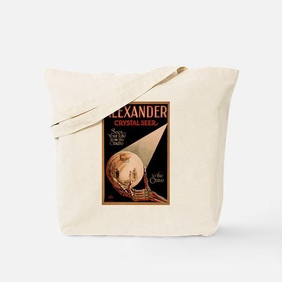 Alexander Crystal Seer Tote Bag
