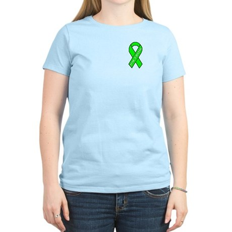 Lyme Disease Awareness Women's Light T-Shirt
