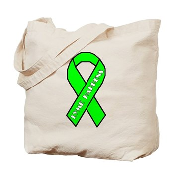 Lyme Awareness/Ticked Off Tote Bag