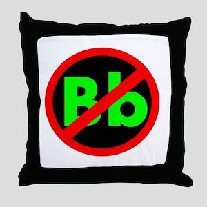 Lyme Disease Awareness Throw Pillow