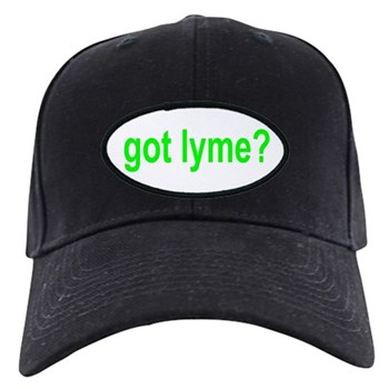 Got Lyme? Black Cap