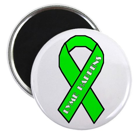"Lyme Disease Awareness 2.25"" Magnet (100 pack"