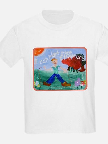 Plant Flowers T-Shirt