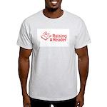 Raising A Reader logo T-Shirt