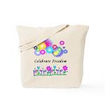 Celebrate Freedom Tote Bag