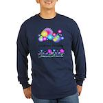 Celebrate Freedom Long Sleeve Dark T-Shirt