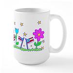Celebrate Freedom Large Mug
