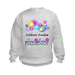 Celebrate Freedom Kids Sweatshirt
