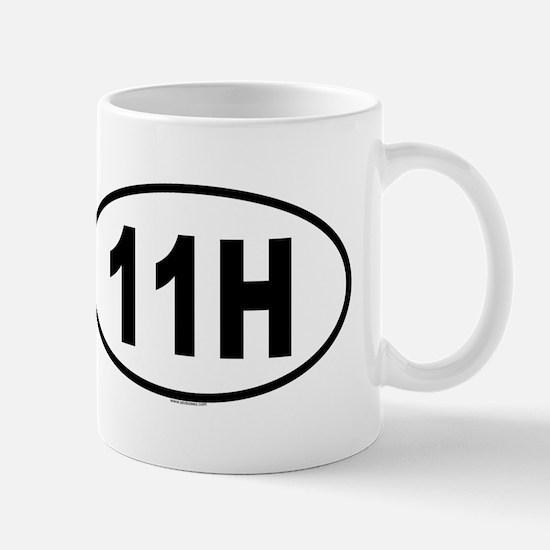 11H Mug