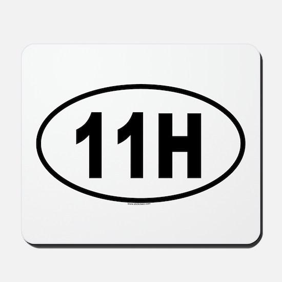 11H Mousepad