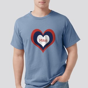 Mike - White T-Shirt