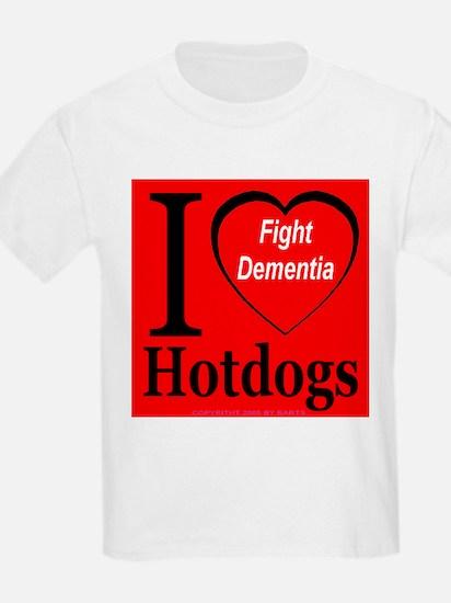 Fight Dementia Kids T-Shirt