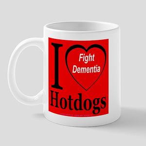 Fight Dementia Mug