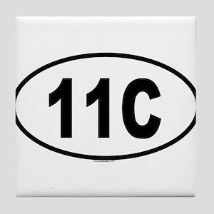 11C Tile Coaster