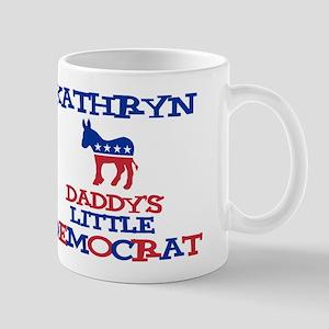 Kathryn - Daddy's Democrat Mug